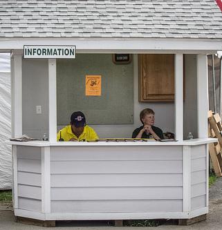 Information stand