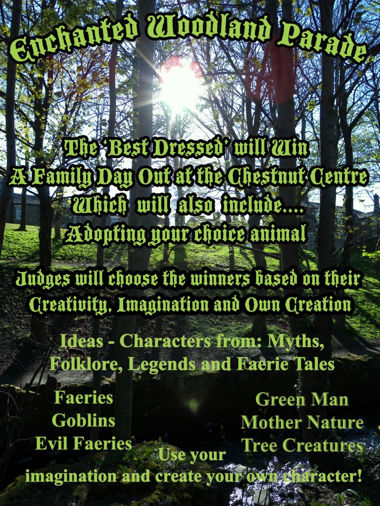 Enchanted Woodland Parade flyer 2013_0513